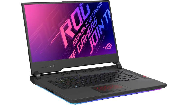 Test du PC Portable ROG Strix Scar 15 - Une RTX 2070 Super à emporter : la bonne affaire ?