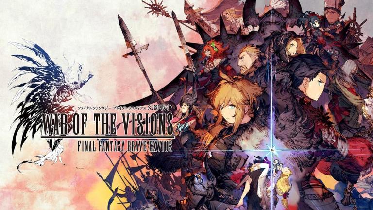 War of the Visions : Final Fantasy Brave Exvius - Une collaboration avec Final Fantasy IV annoncée au Japon