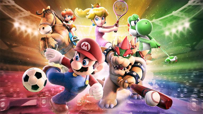 Mario Sports : La marque à nouveau déposée par Nintendo