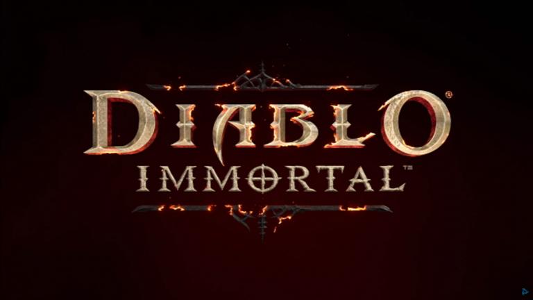 Diablo Immortal donne un peu de ses nouvelles
