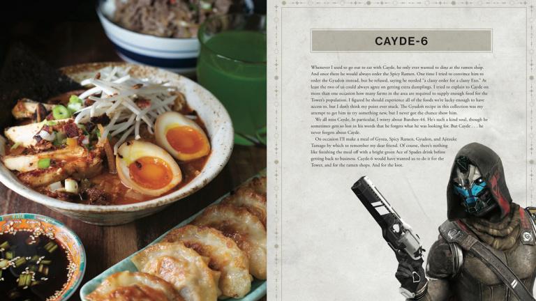 Destiny 2 : le livre de recettes disponible (màj)