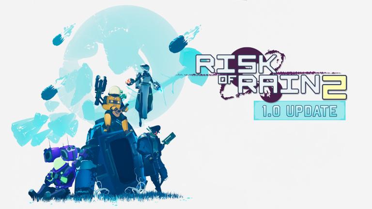 Risk of Rain 2 date son arrivée en version 1.0