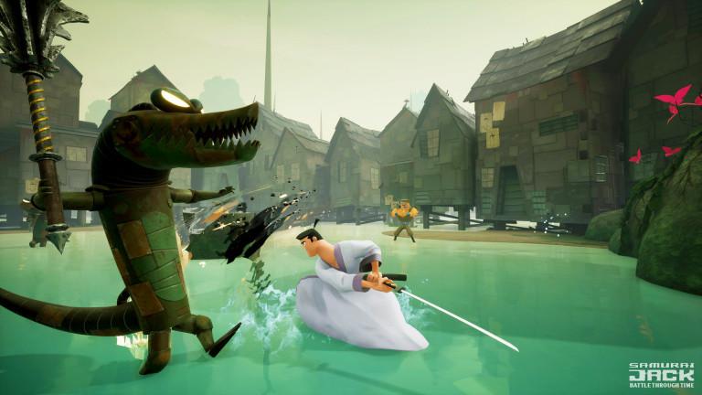 Samurai Jack : Battle Through Time sortira le 21 août