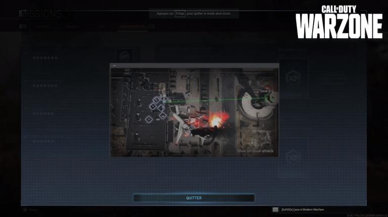 Call Of Duty Warzone Saison 4 Mission Nouvelles Perspectives Une Image Corrompue Pourrait Rendre Ca Plus Net Notre Guide Buzz Addict