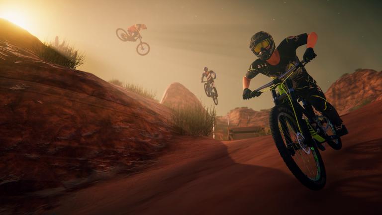 Descenders s'offrira une version physique sur PS4 et Switch