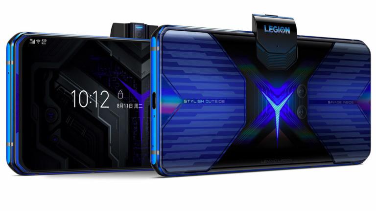Lenovo Legion Phone Duel, un nouveau smartphone gaming 5G