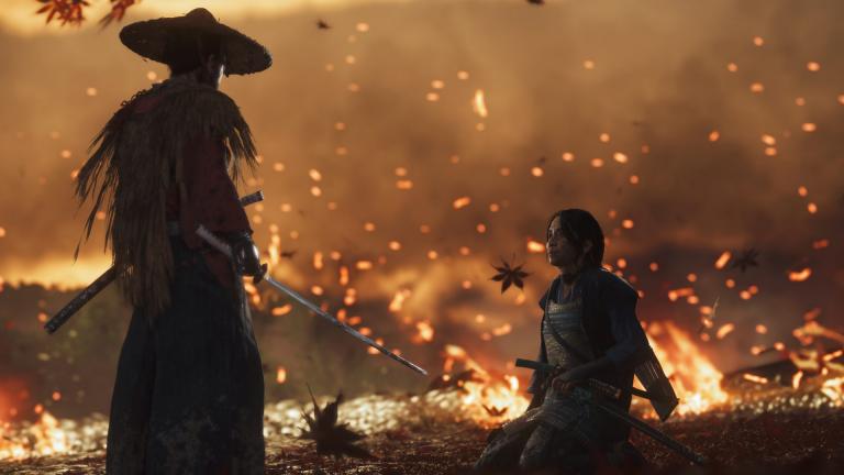 Ghost of Tsushima se vend mieux que prévu au Japon, Sony commente