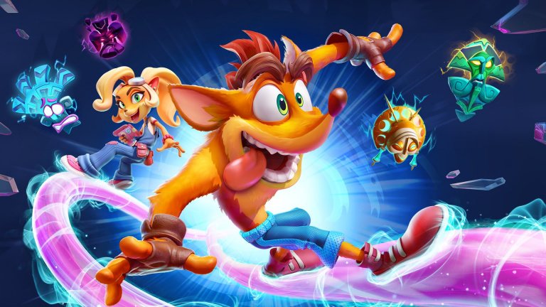 Crash Bandicoot 4: It's About Time reveals the identity of its composer