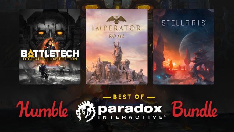 Humble Bundle : un nouveau pack de jeux Paradox avec Stellaris, Tyranny...