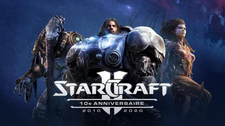 StarCraft 2 célèbre son 10e anniversaire avec la mise à jour 5.0