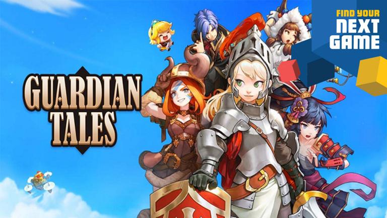 Guardian Tales : Le jeu d'action et d'aventure de Kakao Games est disponible