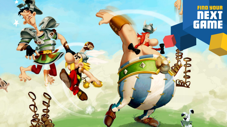 Astérix & Obélix XXL Romastered officialisé par Microids