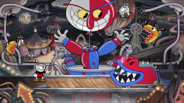 Cuphead fait son show pour annoncer son portage sur Playstation