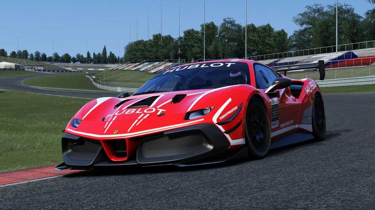Assetto Corsa : Ferrari lance son championnat d'eSport