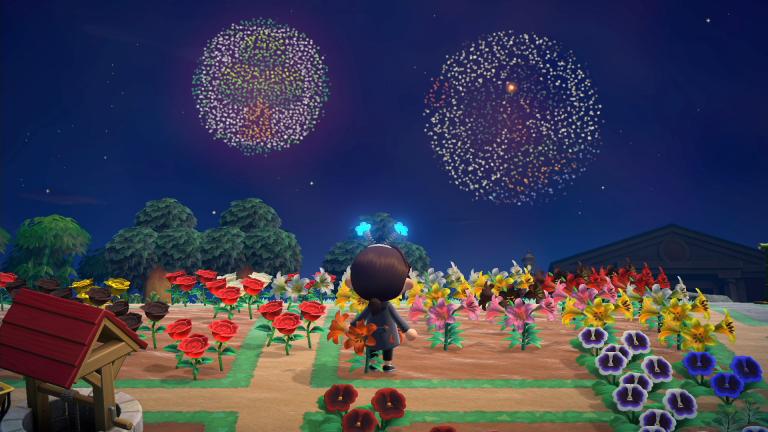 Animal Crossing New Horizons, feux d'artifices : tout savoir sur ce nouvel événement, notre guide