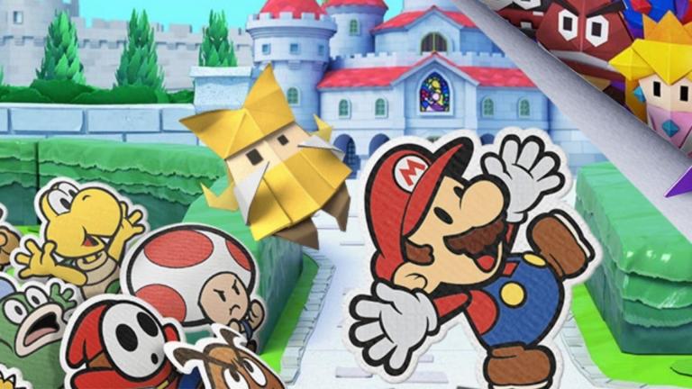 [MàJ] Paper Mario : The Origami King - Patch en prévision pour le bug qui bloque la progression