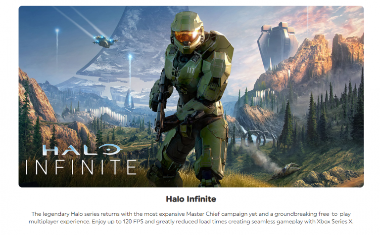 Halo Infinite : Vers un mode multijoueur free-to-play ?