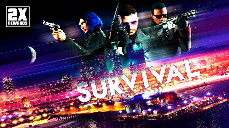 GTA Online : Bonus dans les Épreuves de survie et Guerre d'arène, Grand Prix et promotions