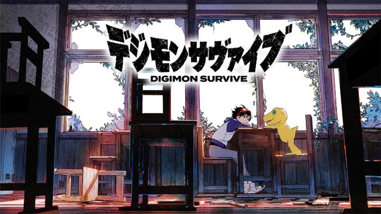 [MàJ] Digimon Survive serait bien repoussé à 2021
