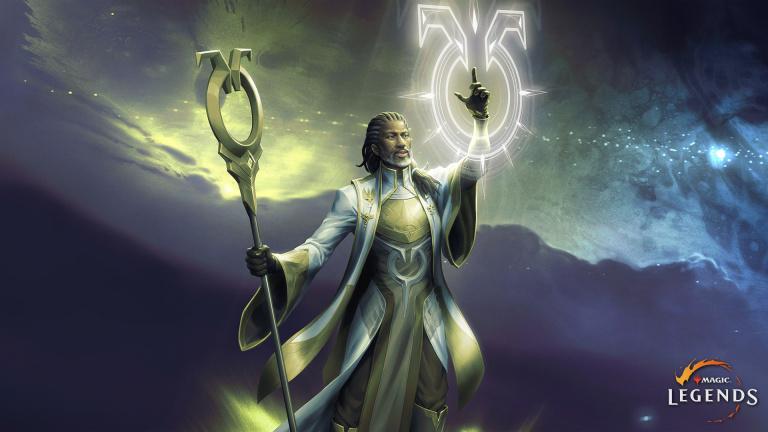 Magic Legends dévoile sa quatrième classe jouable, le Sanctificateur
