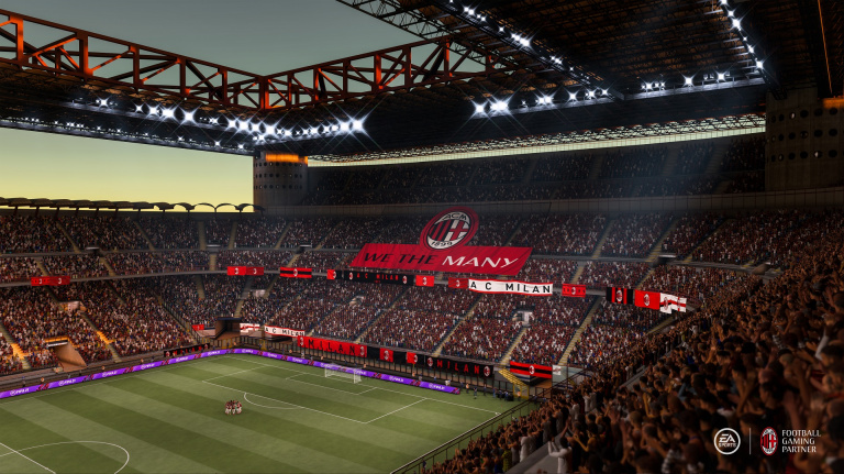 FIFA 21 : Les équipes de Milan signent un contrat d'exclusivité