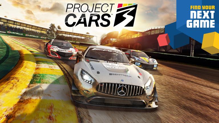 Project CARS 3 : Les précommandes sont ouvertes
