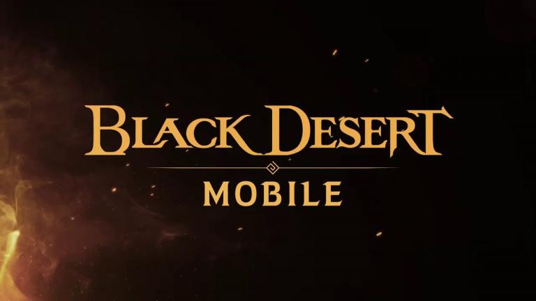 "Black Desert Mobile dévoile son contenu ""Chemin de la Gloire"""