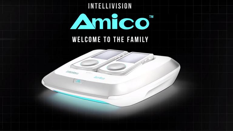 Intellivision décale sa conférence dédiée à l'Amico d'une journée