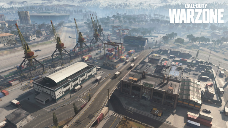 Call of Duty Warzone, season 5: Pandemonium mission at the port, our guide