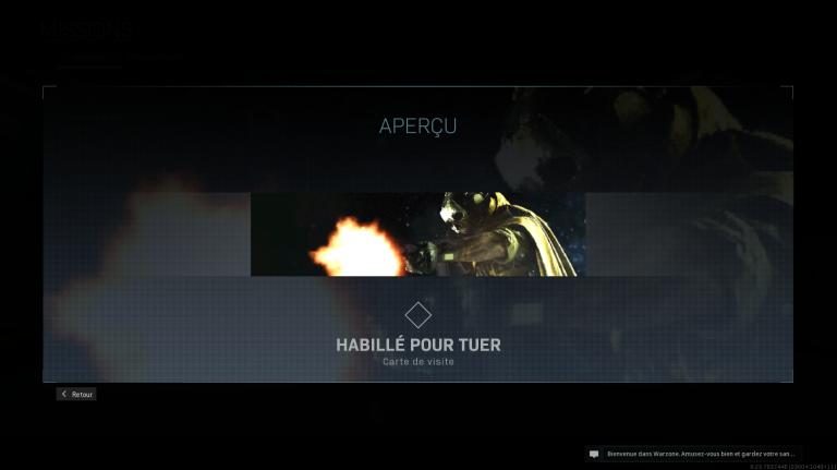 Call of Duty Warzone, saison 5 : mission Bazar des bois, notre guide