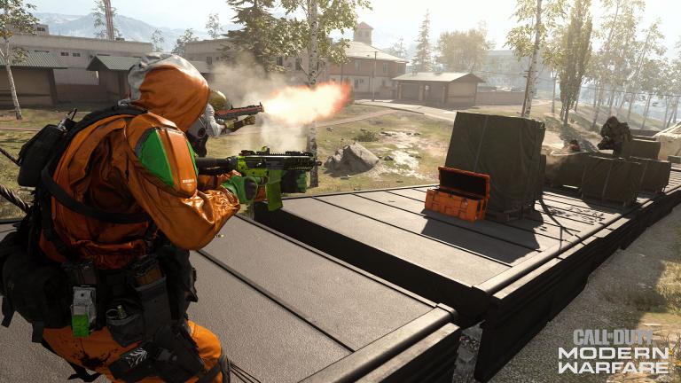 Call of Duty : Modern Warfare - le multijoueur sera jouable gratuitement du 7 au 12 août