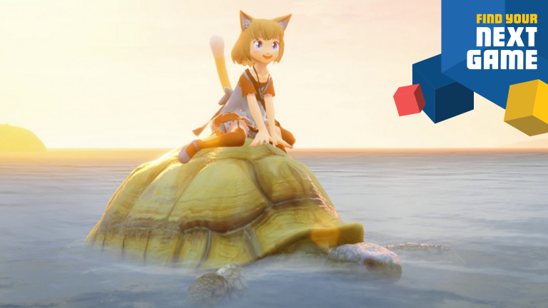 [MàJ] Le jeu d'aventure Giraffe and Annika date sa sortie sur consoles