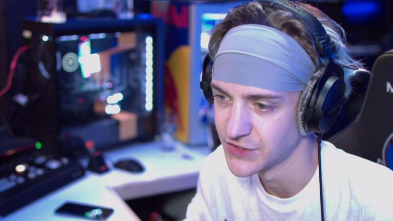 Ninja de retour sur Twitch après la fermeture de Mixer