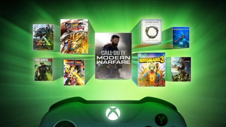 Xbox Big Gaming Weekend : 10 jeux à l'essai et le multi gratuit ce week-end