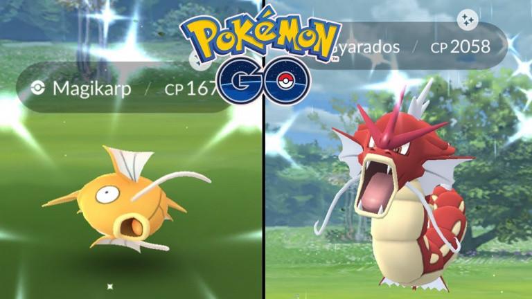 Pokémon GO, Community Day Magicarpe et Léviator : notre guide complet