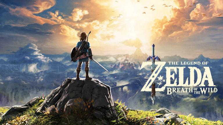 Zelda : Breath of the Wild dépasse la barre des 20 millions de copies vendues