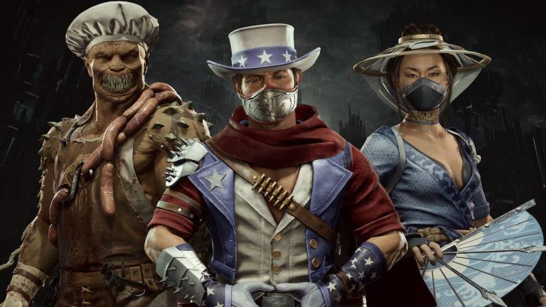Mortal Kombat 11 - Le Summer Heat Skin Pack se dévoile