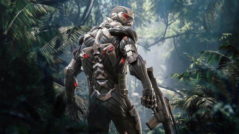 Crysis Remastered : La mise à jour 1.3.0 déployée sur Switch