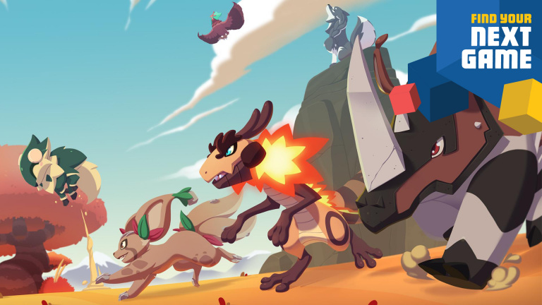 Temtem s'officialise sur Xbox Series X