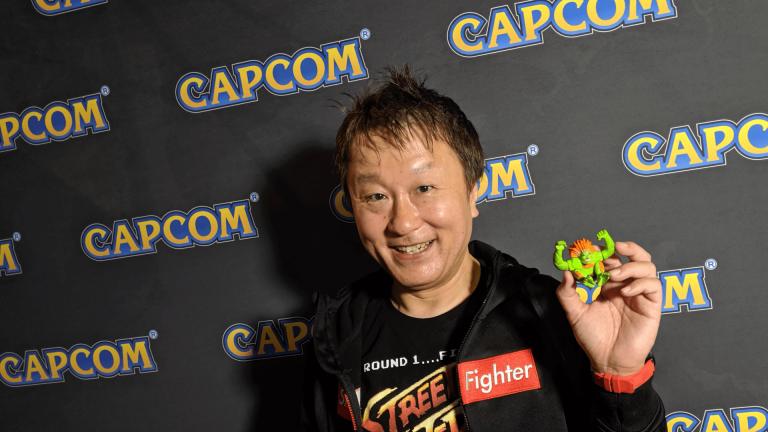 Yoshinori Ono (Street Fighter) quitte Capcom