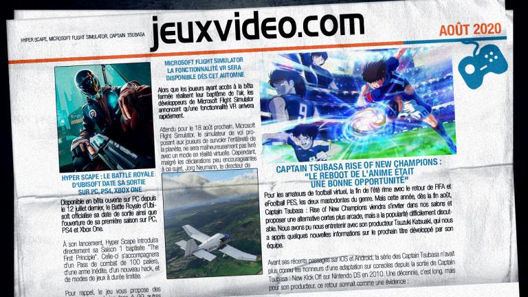 Les infos qu'il ne fallait pas manquer hier : Xbox Series S, Cyberpunk 2077, Xbox Series X...