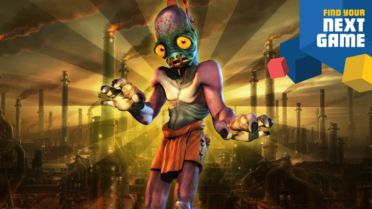 Oddworld : New 'n' Tasty ! - La version Switch dévoile sa fenêtre de sortie et sa Limited Edition