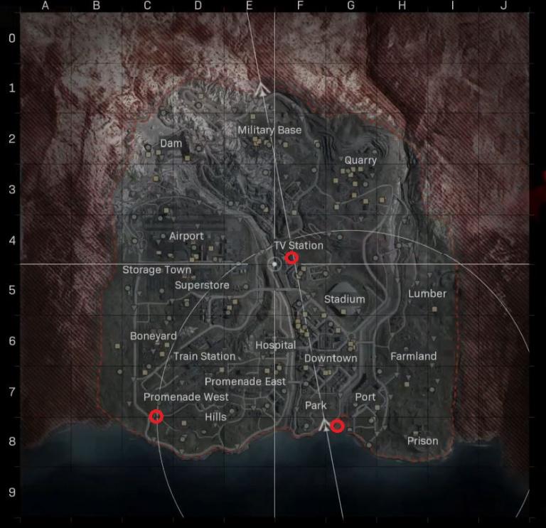 Call of Duty Warzone, saison 5, mission L'équipe perdue : Des interférences empêchent de localiser l'opérateur disparu, notre guide
