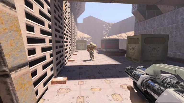 Quake II offert sur le launcher de Bethesda, Quake III la semaine prochaine