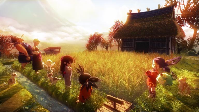 Sakuna : Of Rice and Ruin - l'édition physique Golden Harvest annoncée en France