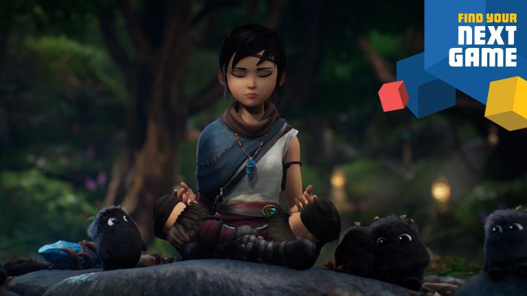 Kena : Bridge of Spirits - Une mise à jour gratuite pour passer de la PS4 à la PS5