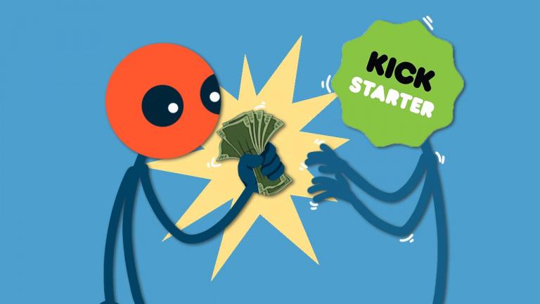 Quand les personnalités du jeu vidéo se lancent dans Kickstarter