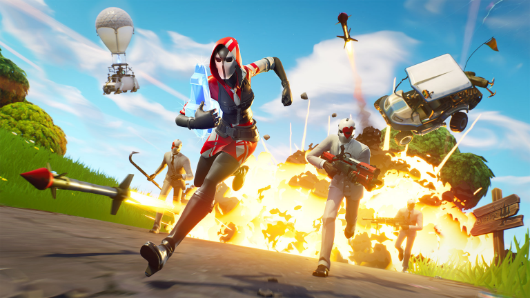 Fortnite retiré de l'App Store et du Play Store, Epic Games engage des actions en justice