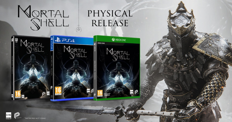Mortal Shell : L'édition physique sera disponible en octobre