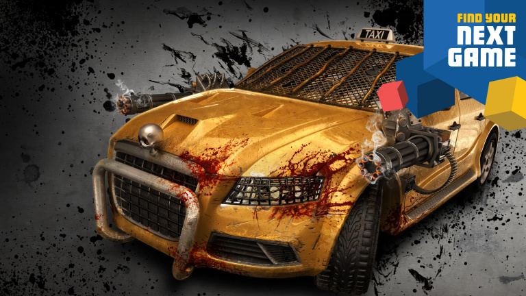 Zombie Driver : Immortal Edition est maintenant disponible sur PS4